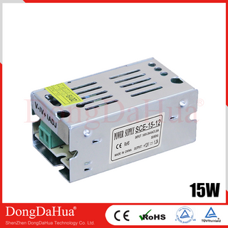 SCE Series 15W-120W LED Power Supply