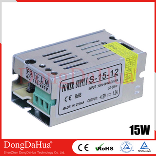 S Series 15W LED Power Supply