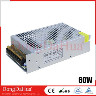 S Series 60W LED Power Supply