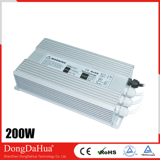 F Series 200W LED Power Supply